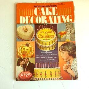 Vintage Wilton Cake Decorating Magazine